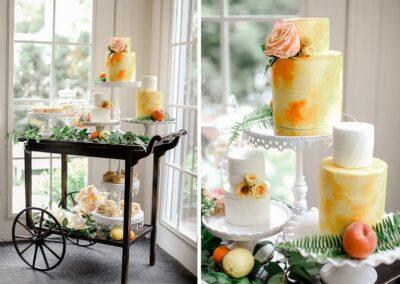 Wedding Confections Veranda
